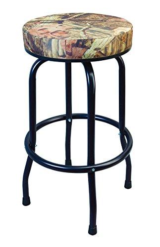 torin trp6185mo swivel seat shop bar stool mossy oak camo