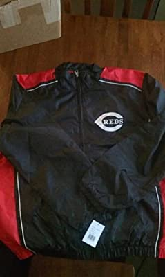 Cincinnati Reds Full Zip Jacket