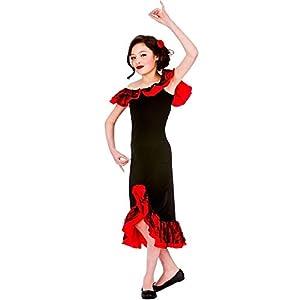 Spanish Senorita - Kids Costume 5 - 7 years