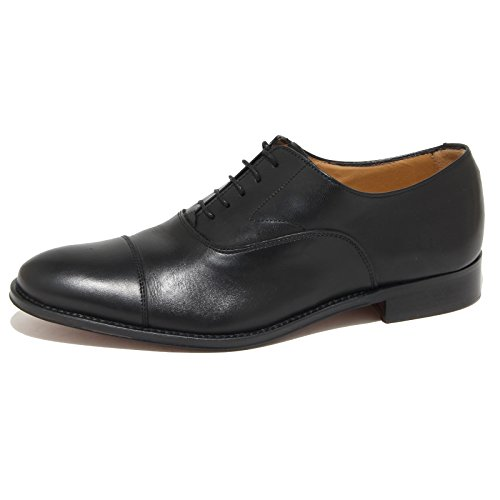 8677N scarpa uomo SAXONE MASTER nero shoes men [8]