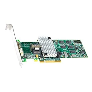 Intel Raid Controller Rs2bl040 - Storage Controller (Raid) - 4 Channel - Sata 3Gb/S / Sas 6Gb/S Low Profile - 600 Mbps - Raid 0, 1, 5, 6, 10, 50, 60 - Pcie 2.0 X8 - For Server System P4208cp4mhgc