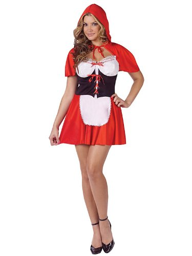 Little Red Riding Hood Red Hot Women's Costume