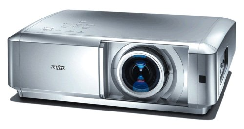 Sanyo PLVZ5 - High Definition LCD TV Projector