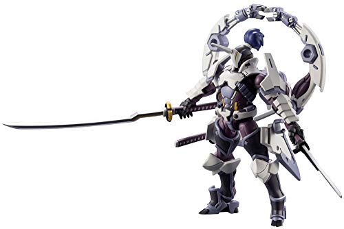 Kotobukiya (KOTOBUKIYA) Hekisagia Governor Aix Armor Type  White 麟角 Height A