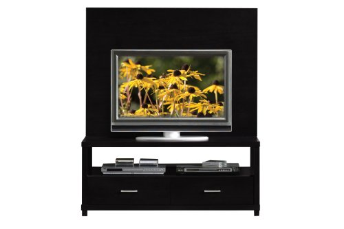 Image of Acme 08280 Lowell Plasma TV Cabinet, Espresso Finish (B0082A0I66)