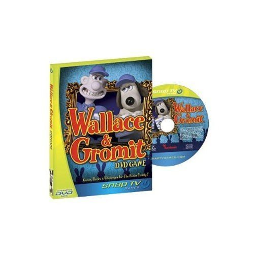 Wallace & Gromit(TM) DVD Game by Snap Tv