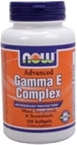 Now Foods, Advanced Gamma E Complex