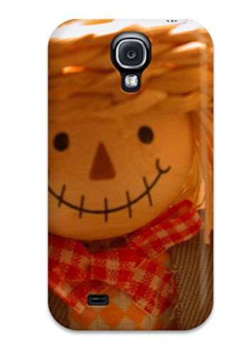 [Hot Tpu Cover Case For Galaxy/ S4 Case Cover Skin - Halloween Doll Red Green Yellow Halowen Haloowen Hallooween Hallowen Haloween Costumes Party De Holiday] (Cheap Hallowen Costumes)