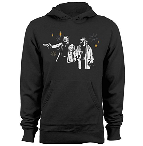 The Big Lebowski The Dude Walter Sobchak Pulp Fiction Unisex custom hoodies