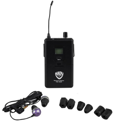 Nady PEM-1000R Portable Bodypack Receiver for