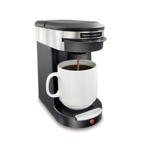 Hamilton Beach Hdc200S Commercial 1 Cup Brewer - Stainless Steel