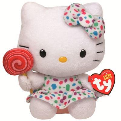 Peluche Hello Kitty Lollipop - 15cm