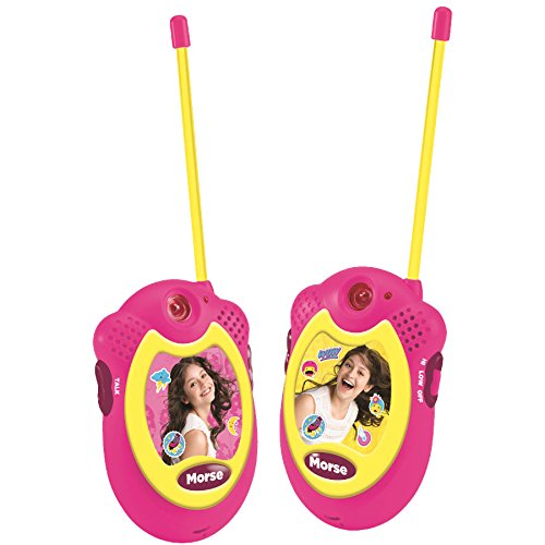 Soy Luna - Walkie talkies (Lexibook TW06SL)