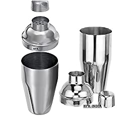 Cocktail & Mocktail Shaker Margarita Maker Juice Wine Shaker HPK Branded Box Packed Super Deluxe Premium Quality