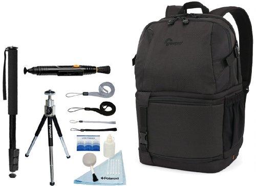 Lowepro Dslr Video Fastpack 250 Aw Backpack + Accessory Kit For Nikon D3/D3S/D3X/D40/D50/D60/D70S/D80/D90/D700/D300/D300S/D7000/D90/D5100/D5000/D3100/D3000/Fm10/F100 Digital Slr Cameras