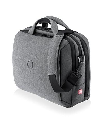 DELSEY Mouvement 14″ Laptop Bag, Grey