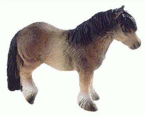 Bullyland Iceland Pony Plastic Toy Figure