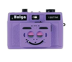 Holga 209120 135Tim Plastic Camera (Violet)