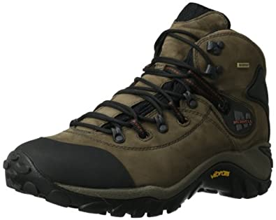 Buy Merrell Mens Phaser Peak Waterproof Hiking Boot by Merrell