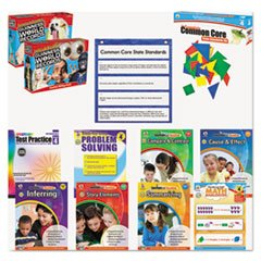 -- Common Core Kit, Math/Language, Grade 4