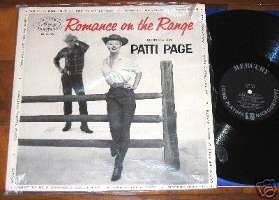 Patti Page - Romance On The Range - Lyrics2You
