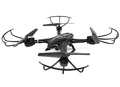 Drone with Camera, Ei-Hi S20C Mirage 2.4G Headless Auto-Return RTF