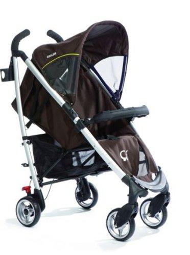gesslein swift buggy 011000 schoko test sportwagen test. Black Bedroom Furniture Sets. Home Design Ideas