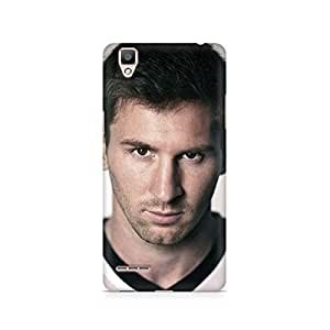 Ebby Messi Premium Printed Case For Oppo F1 plus