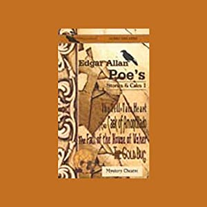 Edgar Allan Poe's Stories and Tales I (Dramatized) Audiobook