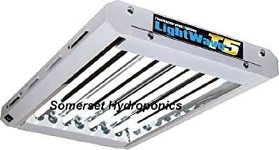 Maxibright T5 LightWave - 2ft x 4lamp Grow Light