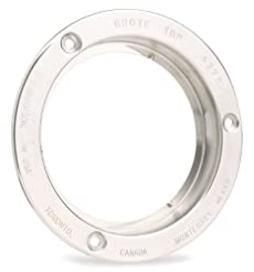Grote Theft-Resistant Mounting Flange for 4