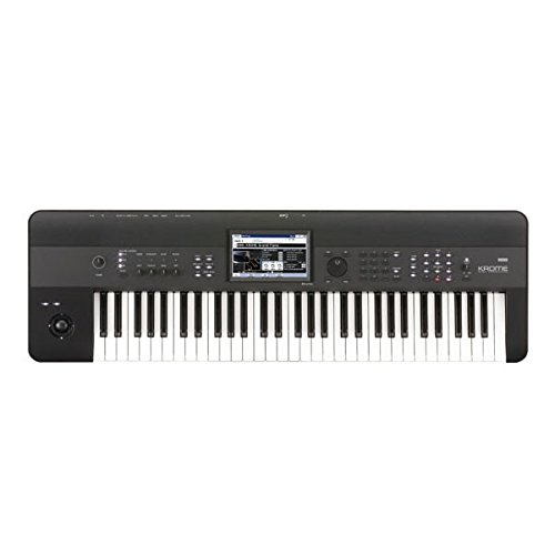 Why Should You Buy Korg KROME 61-Key Music Workstation Keyboard & Synthesizer