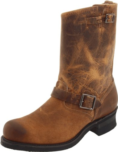 Frye Engineer 12 R Mens Boots Engineer 12 R Dark Brown 10 UK, 44 EU, 11 US