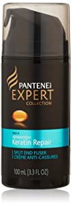 Pantene Pro V Expert Collection Advanced Keratin Repair Split End Fuser Hair Product 3.3 Fl Oz