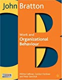 img - for Work and Organizational Behaviour: Understanding the Workplace book / textbook / text book