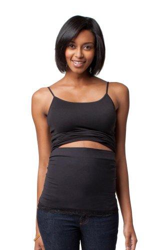 New! Lace Bellaband Black & White 2-Pack Bundle - Size 1 - Black & White front-755957