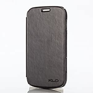 Kalaideng Enland Series Case for Samsung Galaxy S Duos (Black)