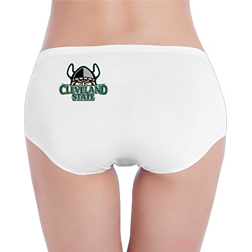 Cleveland State University Vikings Bikini Underwear Women's Womens Boxers Sport Smooth (Vikings Season 1 Episode 4 compare prices)