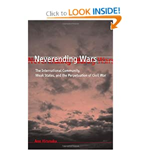 Neverending Wars - Ann Hironaka