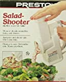 41w7wt4XJ8L. SL160  Presto Salad Shooter Electric Slicer/Shredder
