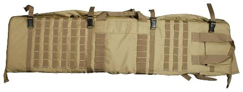 VISM by NcStar Rifle Case/Shooting Mat/Tan (CVSM2913D)