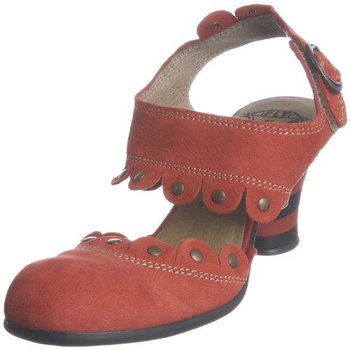 Fly London Women's Pint Red Slingback Heel P141845005 5 UK