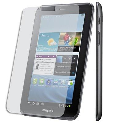 gada - Handyhülle für 2x PREMIUM Samsung Galaxy Tab 2 7.0 P3100 P3110 P3113 Displayfolie Displayschutzfolie Folie