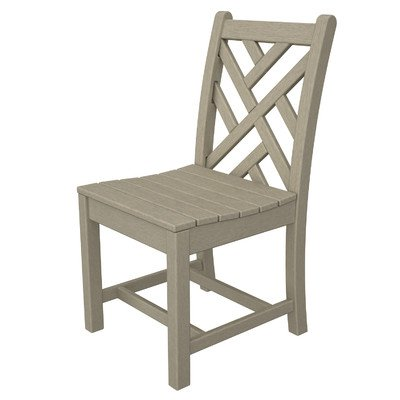 Chippendale Dining Side Chair [Set of 2] Finish: Sand (Chippendale Side Chair compare prices)