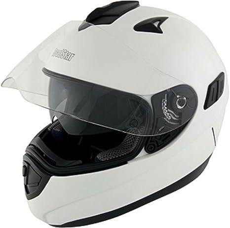 Roadstar 0.502.43 future integral casque blanc/gris uni