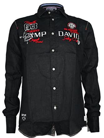 camp david men designer shirt sailing cup 3 xxl. Black Bedroom Furniture Sets. Home Design Ideas