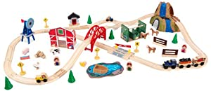 KidKraft Farm Train Set from KidKraft
