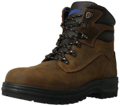Blundstone  Men'S Bl143 Lace-Up Boot,Crazy Horse,8.5 Uk/9.5 M Us