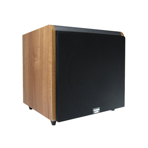 Acoustic Audio Hd-Sub10-Maple 10-Inch Hd Series Front Firing Subwoofer (Maple)