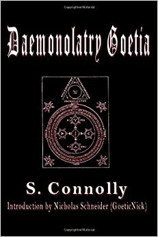 Goetic demonolatry book buy